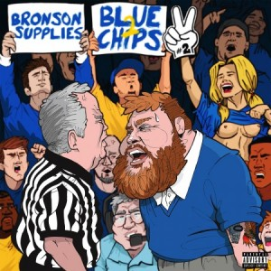 Action Bronson + Party Supplies -
