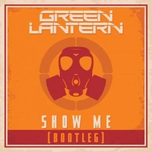 DJ Green Lantern –