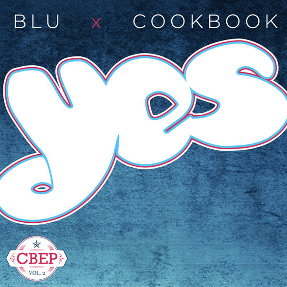 Cookbook + Blu -