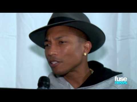 Pharrell Talks Scoring