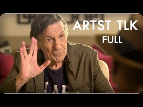 Pharrell Interviews Leonard Nimoy