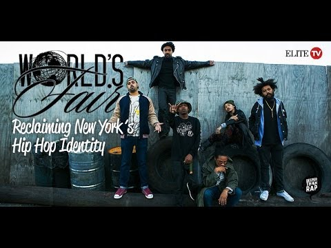 World's Fair Is Reclaiming New York Hip Hop's Identity (Featurette)