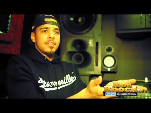 Hardknock TV: J. Cole Interview (Part 4)