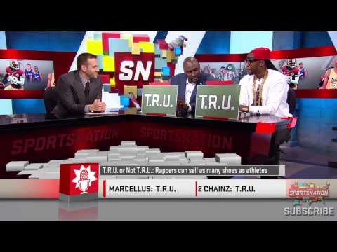 ESPN Sports Nation: 2 Chainz Interview