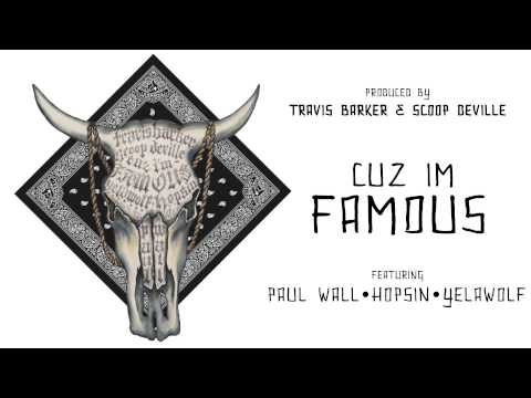 Travis Barker & Scoop DeVille –