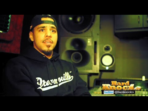 Hard Knock TV: J. Cole Interview (Part 3)