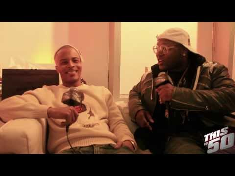T.I. Says Trinidad James Can't Speak For Atlanta