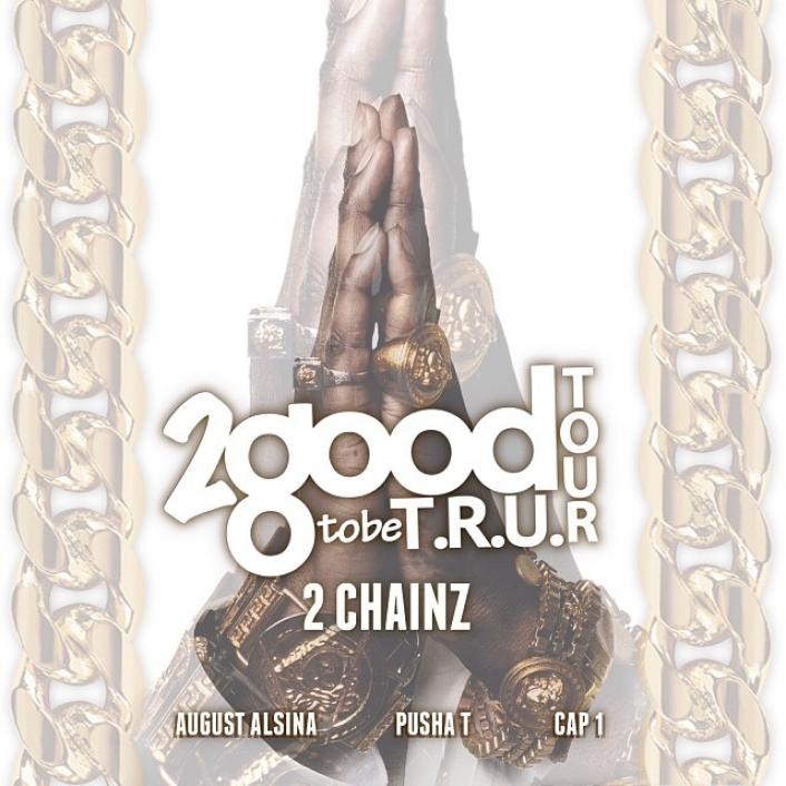 2 Chainz and Pusha T Team For