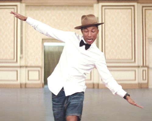 Pharrell Signs With Columbia For Solo LP