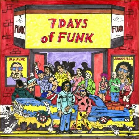 Snoopzilla + Dam-Funk -