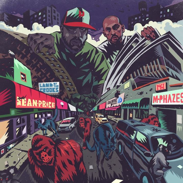 Sean Price & M-Phazes -
