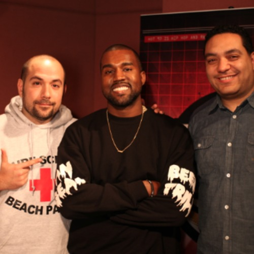 Kanye West On Juan Epstein (Full Interview)