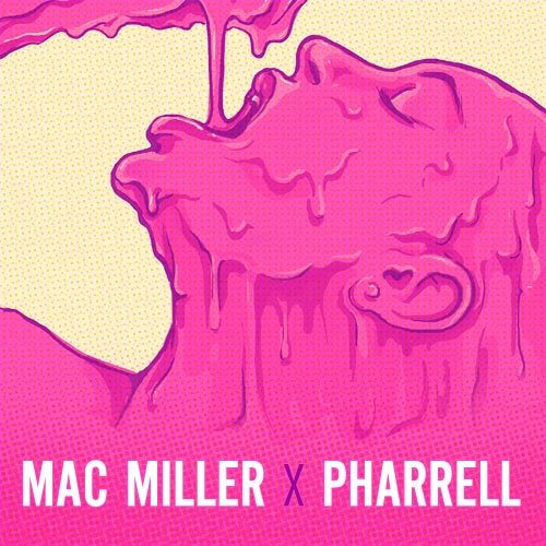 Mac Miller & Pharrell Reconnecting To Finish