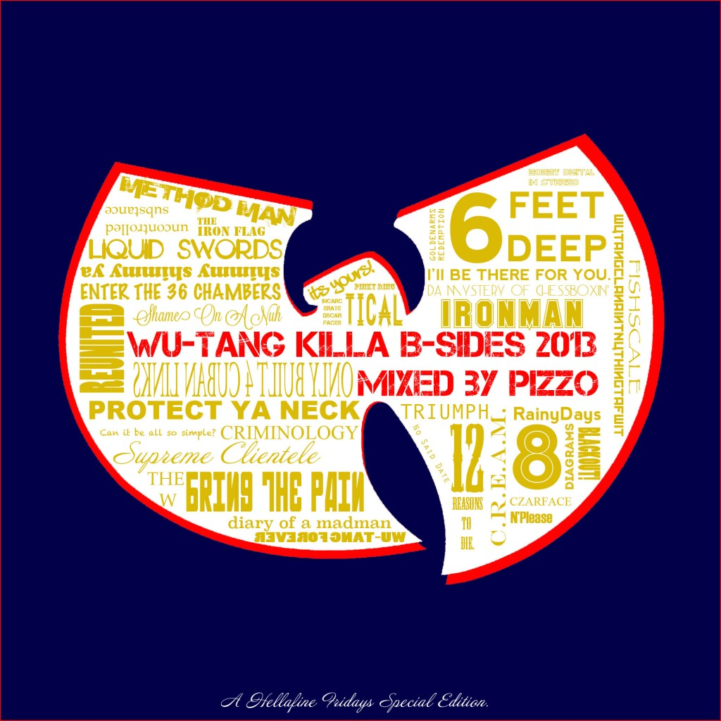 Wu-Tang Killa B-Sides 2013 (Mixed by Pizzo) (Mixtape)