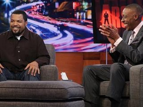 Arsenio: Ice Cube Says His Son, OMG, Is Best Man For N.W.A. Biopic Role