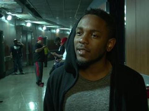 Kendrick Lamar Speaks On Grammy Nods
