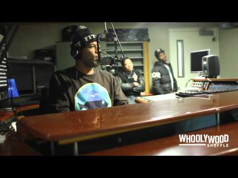 DJ Whoo-Kid: Schoolboy Q Interview