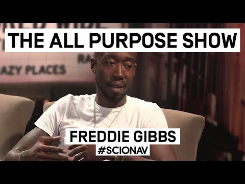 The All Purpose Show: Freddie Gibbs Interview