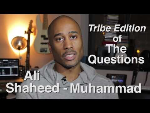 The Questions: Ali Shaheed-Muhammad