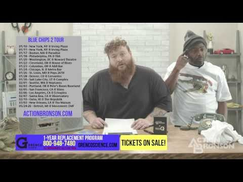 Action Bronson Announces