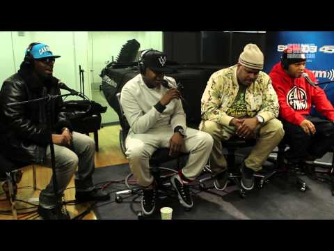 Sway In The Morning: The Lox Interview + Performance