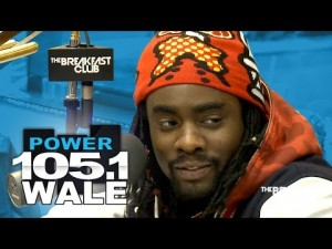 The Breakfast Club: Wale Interview
