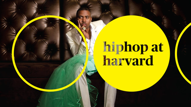 Nas Talks Harvard Hip-Hop Fellowship
