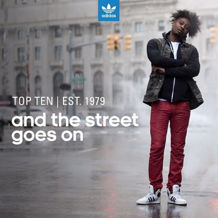 Check Out Danny Brown's New Adidas Promo