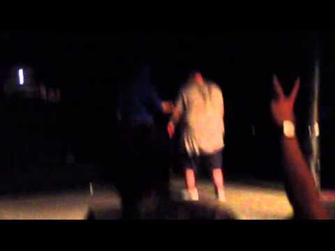 Action Bronson vs. Portland Security