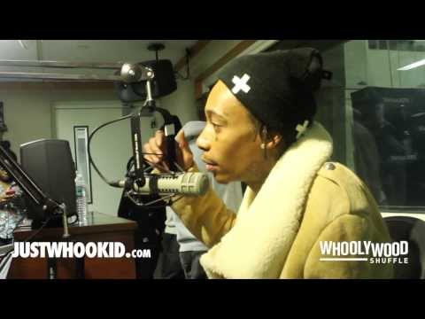 Whoolywood Shuffle: Wiz Khalifa Interview