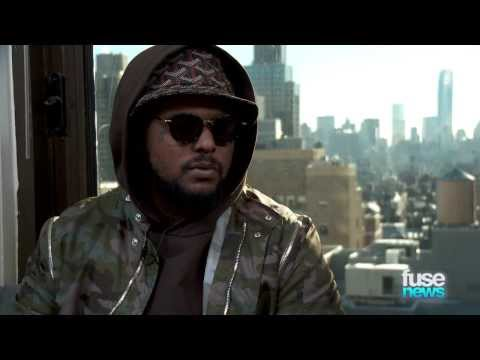 NPR Microphone Check: Schoolboy Q Interview