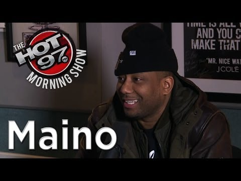 Hot 97: Maino Interview