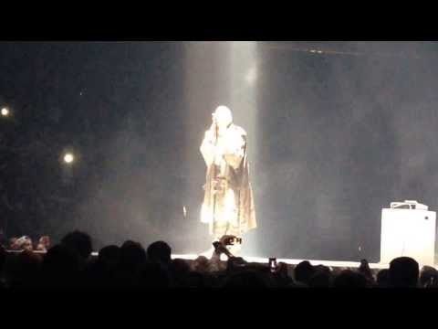 Yeezus Tour: New Jersey Rant