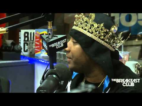 The Breakfast Club: Maino Interview