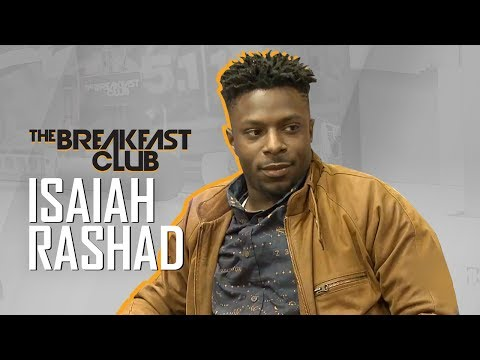 The Breakfast Club: Isaiah Rashad Interview
