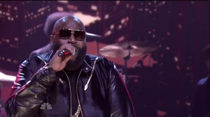 Rick Ross + The Roots -