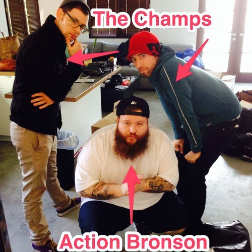 The Champs: Action Bronson Interview