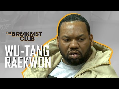The Breakfast Club: Raekwon Interview