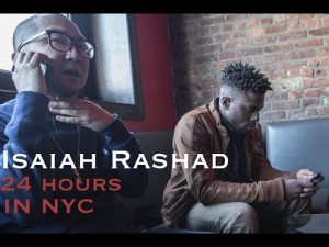 Isaiah Rashad: 24 Hours In NYC