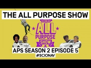 Prince Paul's The All Purpose Show: Black Dave, Pro Era Crew, ASG, D Stunna