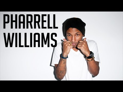 Angie Martinez: Pharrell Interview