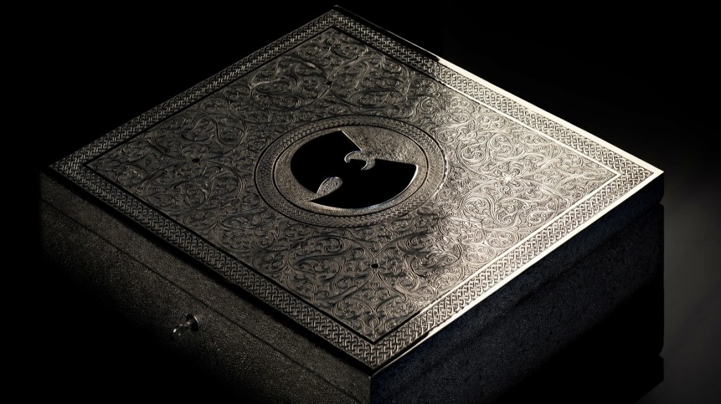 Wu-Tang Clan Has A Super Limited Edition Double Album Called