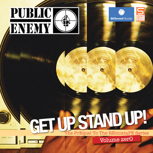 Public Enemy Releases BitTorrent Sourced Remix EP