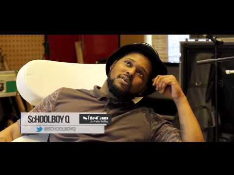 Nitecap w/ Peter Bailey: Schoolboy Q Interview