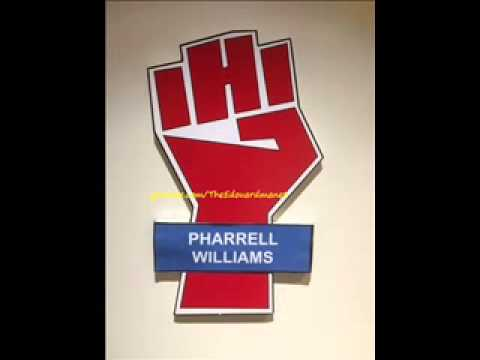 Pharrell Williams On The Howard Stern Show