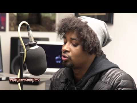 Tim Westwood: Danny Brown Interview