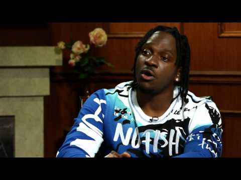 Larry King Now: Pusha T Interview
