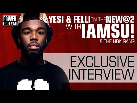 Iamsu! Talks About His Greatest Album of All Time,
