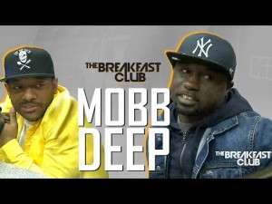 Mobb Deep On The Breakfast Club, ThisIs50