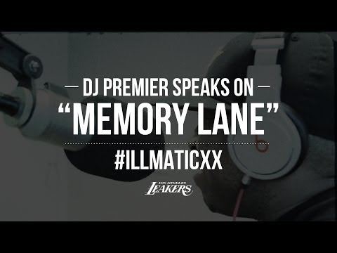 DJ Premier Speaks On Nas'